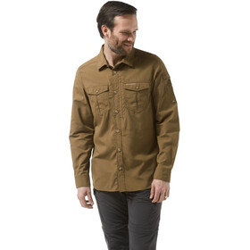 Craghoppers NosiLife Adventure Longsleeve Shirt Men kangaroo